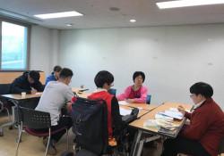 4월 SNS홍보단 회의