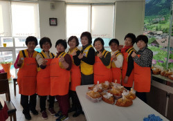 2019.02.13 적십자애린봉사단 밑반찬서비스 자원봉사