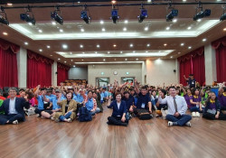 충북 남부권 장애인복지관 '우리가치' 통합캠프 참여