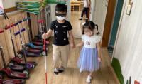 영장복, 양강초교 병설유치원 대상 장애인식개선교육 실시
